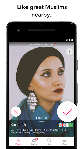 Muslim dating apps