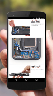 Repair manual for Samsung Galaxy S8 - náhled