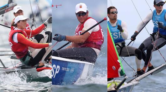 ¡Diego Botín y Iago López Marra se quedan a las puertas de la medalla!