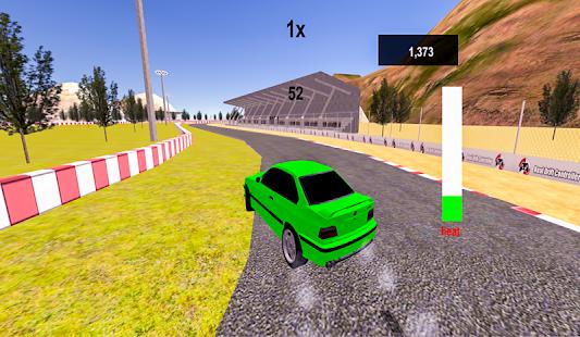 Underground Drift Race 3D - náhled