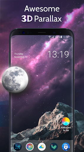 Wallpapers & Backgrounds for Me screenshot 4