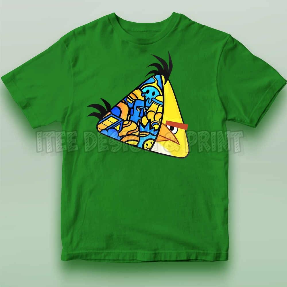 Chuck Angry Bird Yellow 13