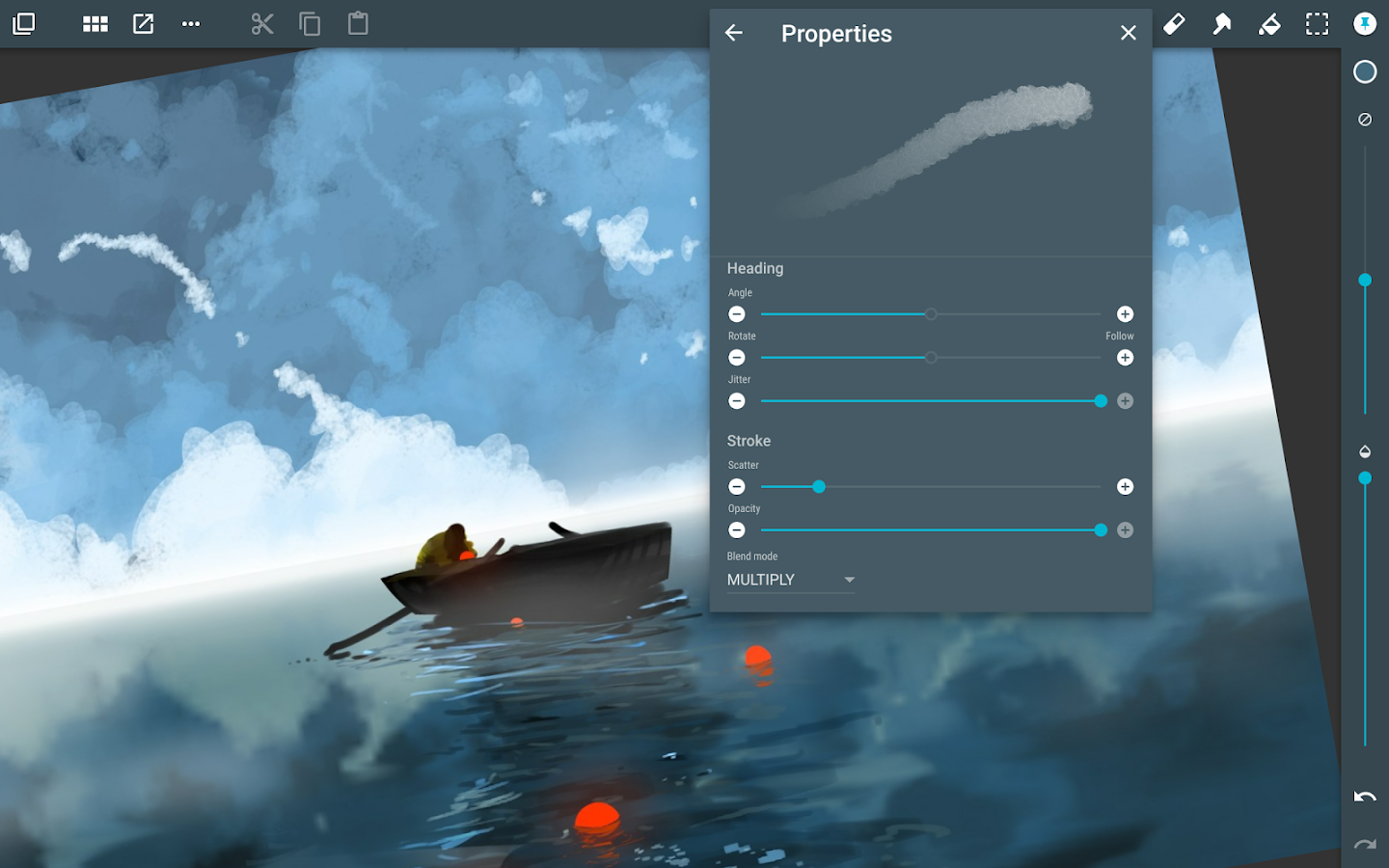 ArtFlow: Paint Draw Sketchbook- screenshot