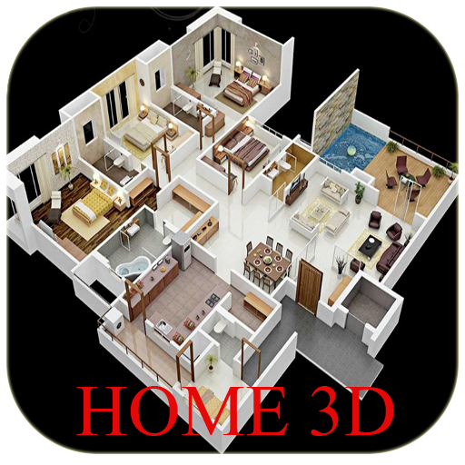 100+ LATEST 3D HOME DESIGNS