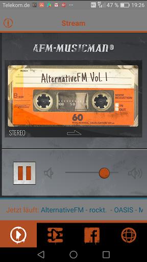 AlternativeFM 2.0 screenshots 1