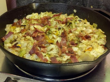 Southern Fried Cabbage Recipe
