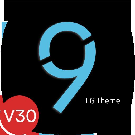 Galaxy Note 9 Black for V30 V20 G6 G5 Oreo