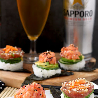 Sushi Stacks Recipe