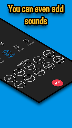 Funcall - In Call Voice Changer &  Call Recordings 4.0.13 screenshots 5