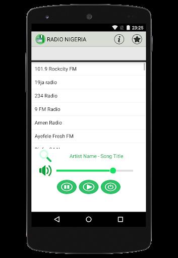 ラジオナイジェリア