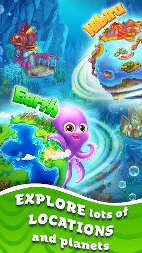 Seascapes : Trito's Match 3 Adventure 2.6 screenshots 5