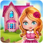 Dollhouse Games for Girls Icon