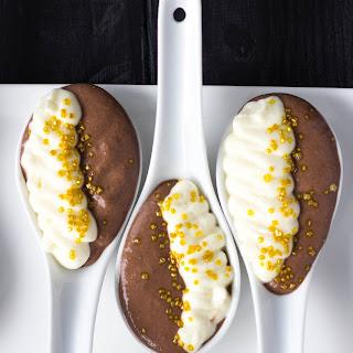 Dark and White Chocolate Mousse Recipe
