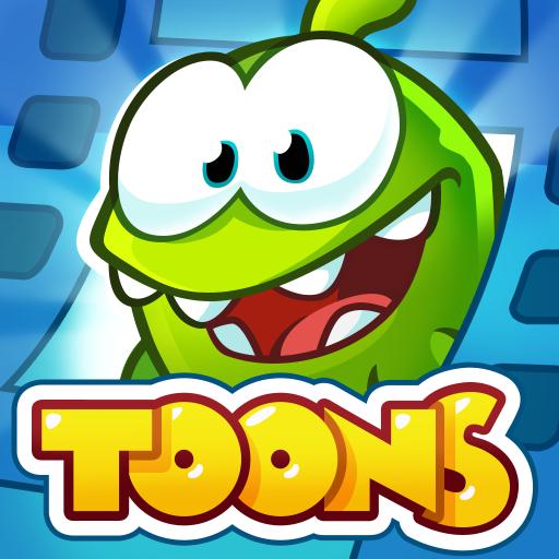 Om Nom Toons (app)