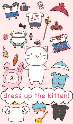 無料个人化Appの★무료 꾸미기테마★Dress-Up Kitten|記事Game