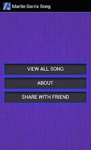 Martin Garrix Lyrics screenshot 0