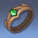 【生命】自然の指輪