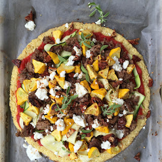 Ras El Hanout Pizza Recipe