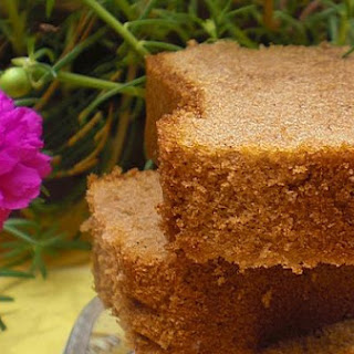 Cinnamon Eggless Coffee Cake