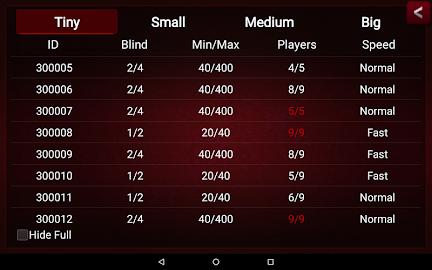 Poker KinG VIP-Texas Holdem Screenshot 11