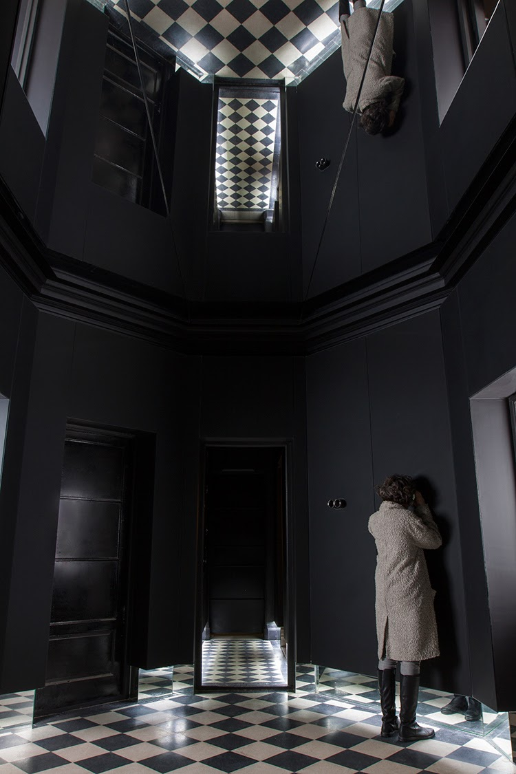Casa FOA 2016: Hall De Entrada - Arq. Paula Herrero