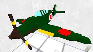 日本陸軍三式戦闘機キ61飛燕