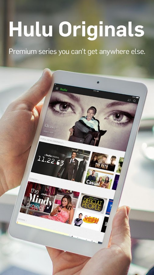 Hulu: Watch TV & Stream Movies APK Cracked Free Download