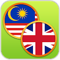 English Malay Dictionary Free icon