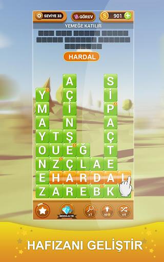 Kelime Hasadu0131 - Yeni Tu00fcrku00e7e Kelime Oyunu apkmr screenshots 4