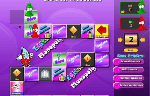 Monopoli ile Sayu0131lar Konusu 1.0.0 screenshots 1