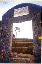Photo: l)-1999---Bandra-Fort-entrance
