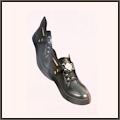 レトロな革靴