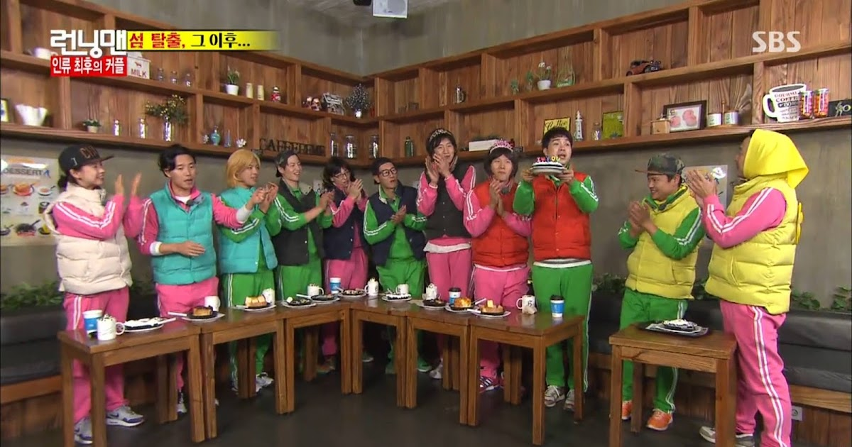 Top 10 Moments of Running Man Episode #220