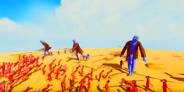 Guide For totally accurate battle simulator alpha - náhled