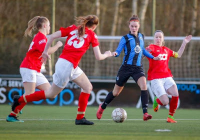 Super League: Standard kaapt de drie punten weg bij Club Brugge