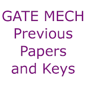 GATE Mechanical Question Paper