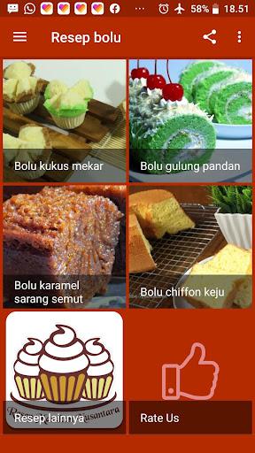 Resep Bolu Screenshots 2