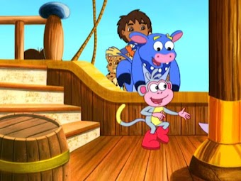 Dora und die Piraten (1)