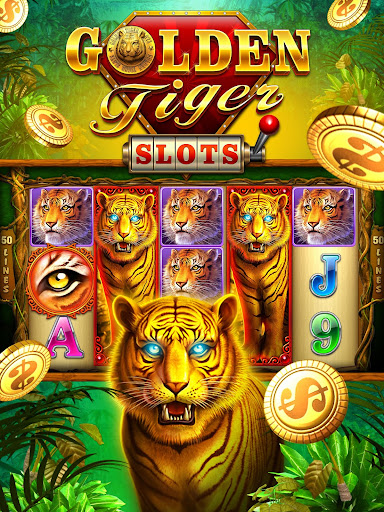 Golden Tiger Slots- free vegas 1.2.2 screenshots 11