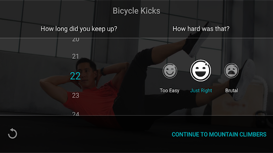 Fitstar Personal Trainer- screenshot thumbnail