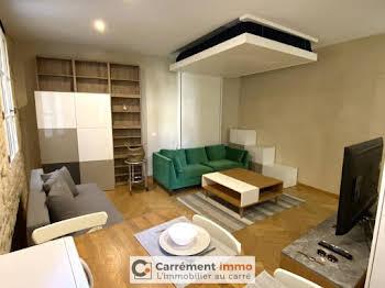 Studio meublé 30,06 m2