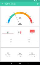 BMI and Weight Loss Tracker - screenshot thumbnail 13