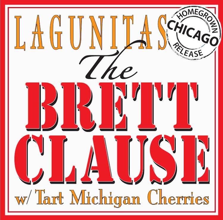 Logo of Lagunitas The Brett Clause W/ Tart Michigan Cherries