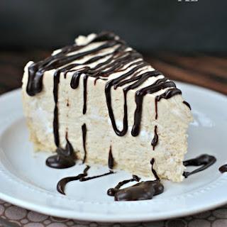 Peanut Butter Mousse Pie