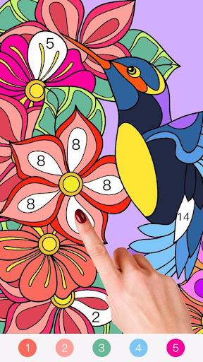 Color Me u2013 Color by Number screenshots 2