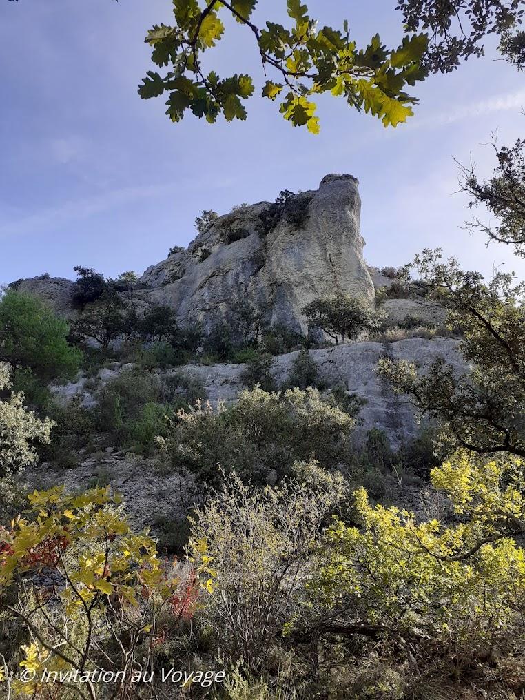 Sentier du Maquis, Gordes