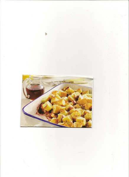 Blackberry French Toast Recipe