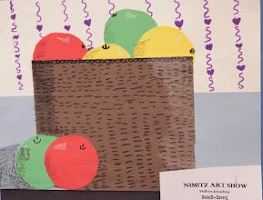 Photo: Apples in Basket Grade 1
