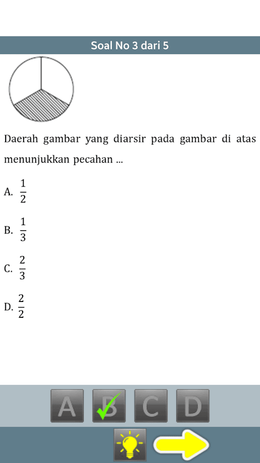 Bank Soal Sd Kls 3 Matematika Android Apps On Google Play