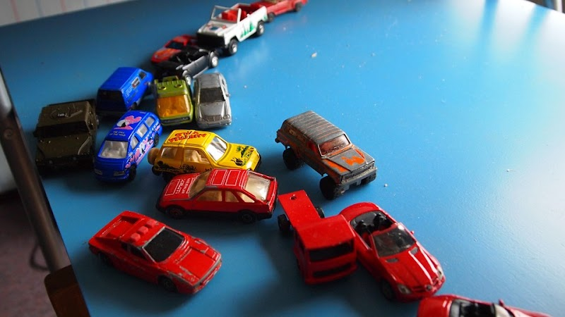 Four Ways To Use Toy Cars In Educational Games